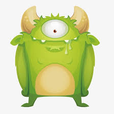cartoon monster cartoon characters vector cute monster png and