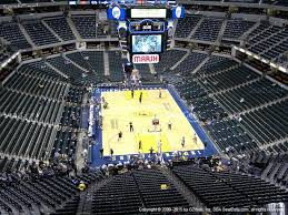 Qualified Bankers Life Fieldhouse Interactive Seating Chart