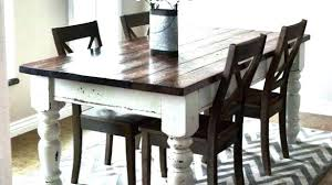 full size of distressed black dining table and chairs round white kitchen m adorable sets pine