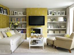 For Decorating Living Room Walls How To Decorate Living Room With Fireplace And Tv On Opposite