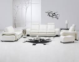 White Living Room Furniture White Living Room Set Fireweed Designs