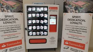 Vending Machine Financial Model Best Bank Debuts TwitterActivated Vending Machine At Lincoln Financial Field
