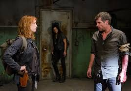 """Tv Review: Amc's The Walking Dead (6X13), """"the Same Boat"""" 