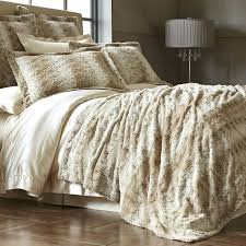 full size of lynx faux fur fullqueen duvet cover set but now fuzzy is a leopard
