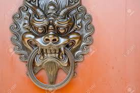 Images of Dragon Door Handle - Losro.com