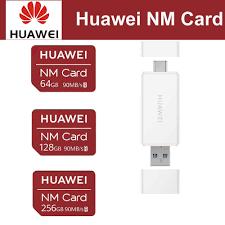 Huawei Nano hafıza kartı 64GB 128GB 256GB 90 MB/S Huawei P30 Pro Mate 20  Pro Mate 20 X RS Nova 5 Pro USB 3.1 2 In1 kart okuyucu|usb quick charger  3.0