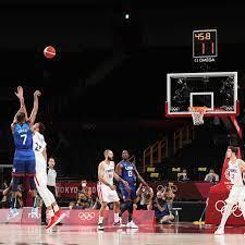 USA Basketball bricked three open shots ...