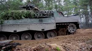 Battlegroup Lithuania • Iron Wolf Exercise • 2020