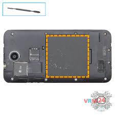 disassemble HTC Desire 300 instruction ...