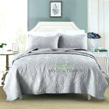 cotton quilts king size cotton coverlets and quilts cotton quilt set soft embroidery bed cover quilted cotton quilts king size