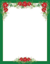 great papers templates great papers holiday stationery poinsettia valance 80