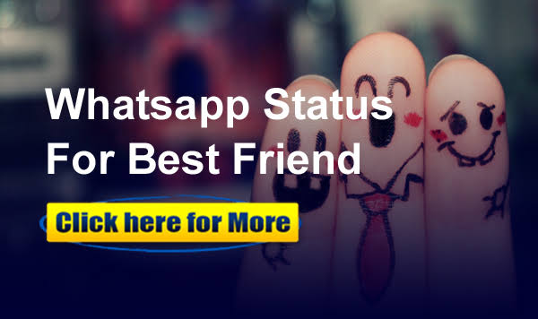 best friend status for whatsapp in hindi