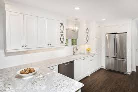 guide making kitchen: a crisp white kitchen with cambria quartz summerhill countertops vinyl plank flooring and stainless appliances