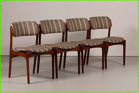 mid century side chair lovely mid century od 49 teak dining chairs by erik buch for oddense m bler 9j9