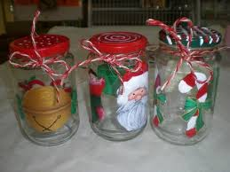 Decorated Jam Jars For Christmas 100 Best Frascos Images On Pinterest Painting On Glass Wood 5