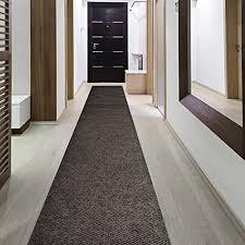 icustomrug indoor outdoor utility berber loop carpet runner and area rugs in brown many sizes
