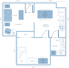 Cubicle Layout  Design Elements  Office Furniture  Seating Floor Plan Chair