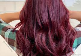 Hair Cellophane Color Charts 17 Jaw Dropping Dark Burgundy Hair Colors For 2019