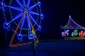 Wheeling Festival Of Lights Oglebay Winter Festival Of Lights In Wheeling West Virginia