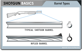 Shotgun Spread Pattern Chart Whats The Difference Between A Shotgun And A Rifle How