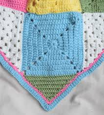 Classic Granny Square Pattern Gorgeous Crochet Pattern Classic Granny With A Twist Blanket Underground