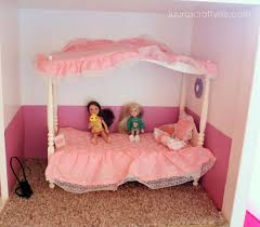make your own barbie furniture. The Very Bottom Level Is Living Room And Kitchen. Kitchen Furniture Also New As Part Of Barbie Set I Bought. Make Your Own