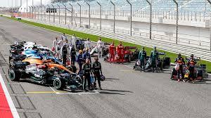 Lesen sie hier alles über die fahrer, termine und ergebnisse der rennserie. Formel 1 2021 Erstmals Mit Mini Rennen Auto Bild