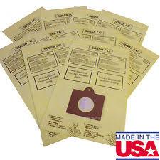 kenmore vacuum bags. sears kenmore canister vacuum cleaner bags 5055 50557 50558 panasonic c-5 bag r