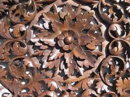 image of nathan carved wood wall panels