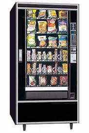 Vending Machine Vendors Cool National Vendors Model 48 Snack Machine
