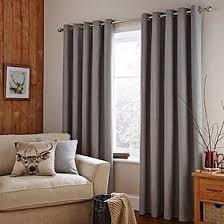 brown living room curtains. Harris Grey Thermal Eyelet Curtains Brown Living Room