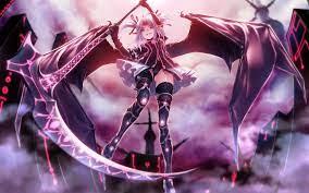10++ Wallpaper Anime Demon Girl - Baka ...
