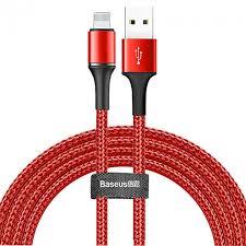 ROZETKA | Кабель <b>Baseus halo</b> data cable USB For IP 1.5A 2m ...