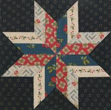 Free Quilt Block Patterns from Quilters Newsletter - The Quilting ... & Lemoyne Star Variation Adamdwight.com