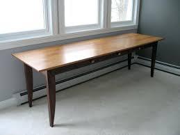 cherry custom home office desk. Wonderful Cherry Desks Long Writing Desk Home Office Design Originals Large Wood On Cherry Custom S