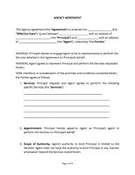 Service Agreement Samples Contract Templates And Agreements With Free Samples