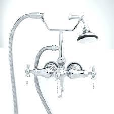 shower head attachment for bathtub faucet spray hose square