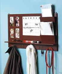 office door mail holder. Wood Home Office Wall Organizer Calendar Dry Erase Mail Holder Hooks Door M