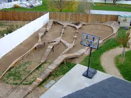 Source For Stunt Building IdeasPhotosPlans   EarthRiders ForumHow To Build A Skatepark In Your Backyard