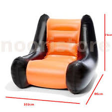 blow up furniture. Image Is Loading Inflatable-Lounge-Armchair-Blow-up-Furniture-Chair-Camping- Blow Up Furniture