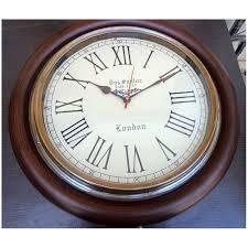 antique wall clock vintage das