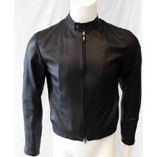 ashwood leather jacket size xs ashwood size xs black