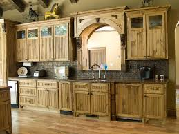 Distressed Kitchen Furniture Distressed Kitchen Cabinets In White