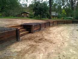 wood retaining wall wood retaining wall ideas wooden retaining wall the idea of great landscape timbers