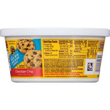 large image cookie dough chocolate chip
