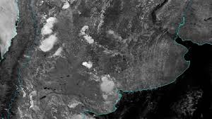 Intense thunderstorms in Argentina and Uruguay