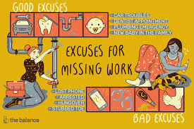 Reasons To Call Out Of Work Excuses For Missing Work Good And Bad Reasons