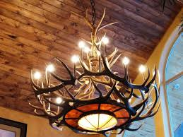 chandelier cool faux antler chandelier and 5 light chandelier comely faux antler chandelier