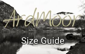Hoggs Of Fife Size Chart Hoggs Of Fife Size Guide Mens Womens Clothing Footwear