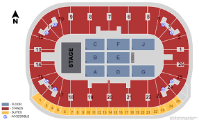 Mis Mississauga Sports Centre Mississauga Tickets Schedule Seating Chart Directions
